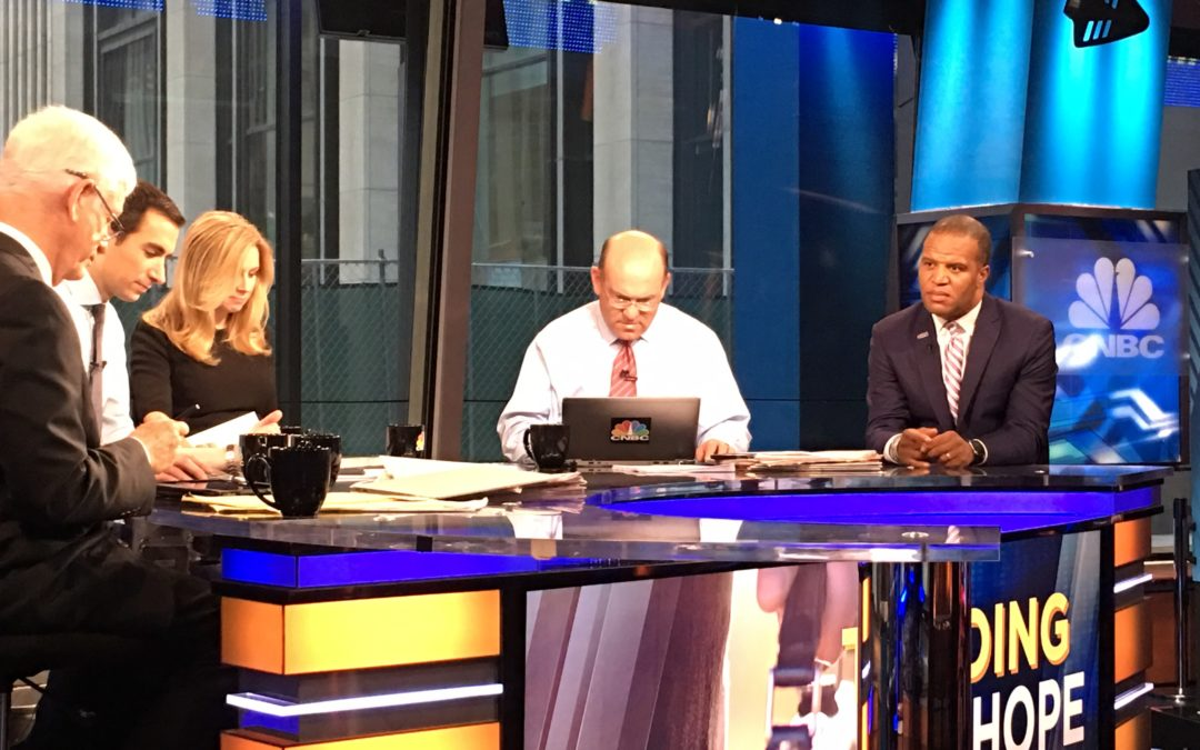 "John Hope Bryant Joins CNBC's ""Squawk Box"" Tomorrow Morning"